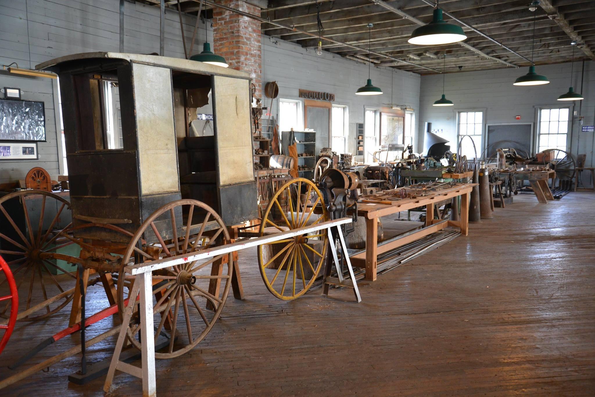 Boyertown Auto Museum |Historic Vehicles |Boyertown PA