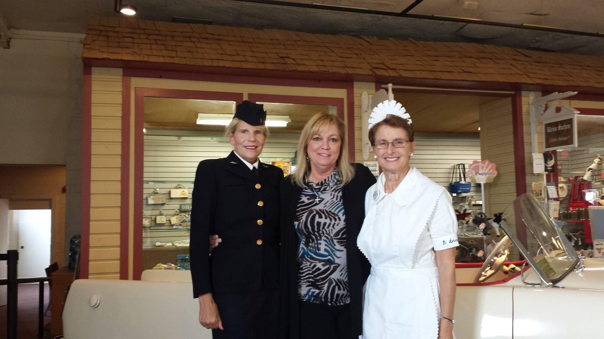 Debbie Bertolet |Fegely's Diner | Boyertown Museum |Boyertown pa
