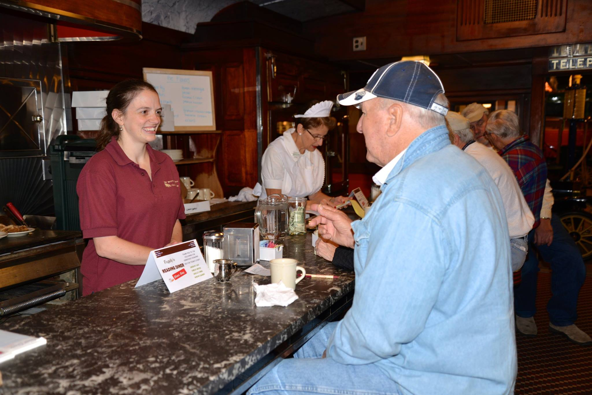 Fegely's Diner |Boyertown Museum |Reading Diner