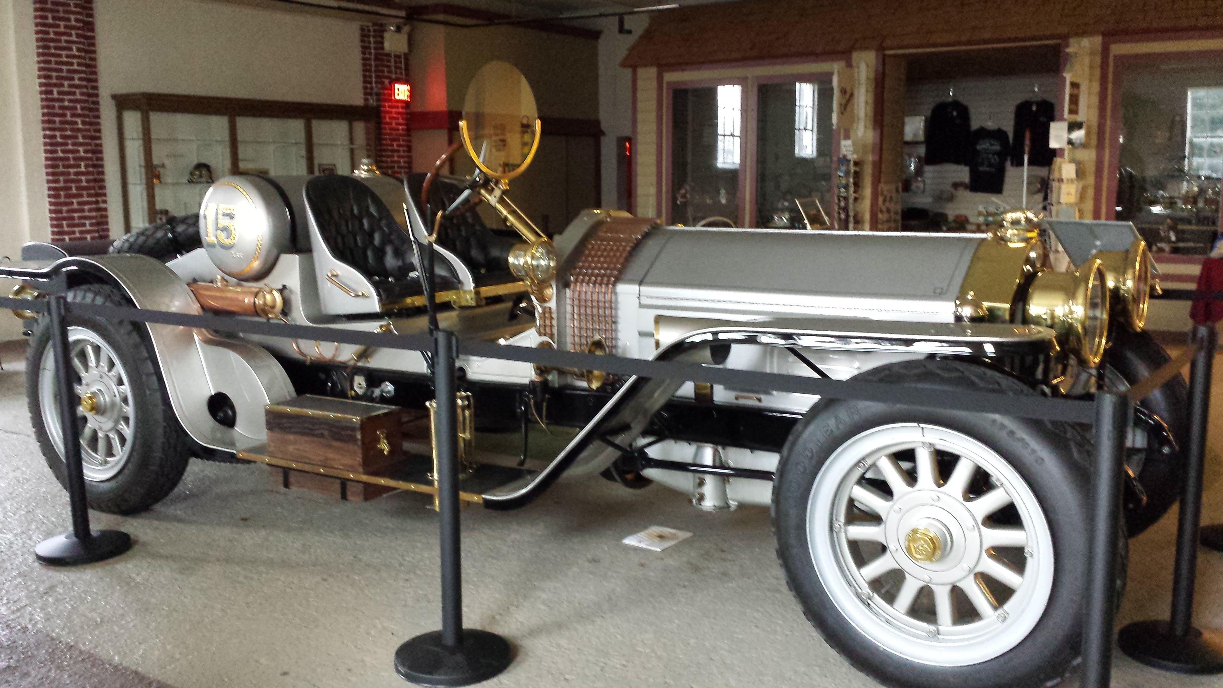 Boyertown Museum | Historic Vehicles