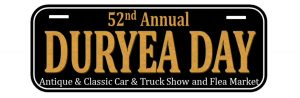 52nd Duryea Day logo