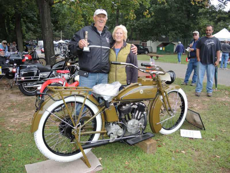 Antique Motorcycle | Boyertown Museum Historic Vehicles