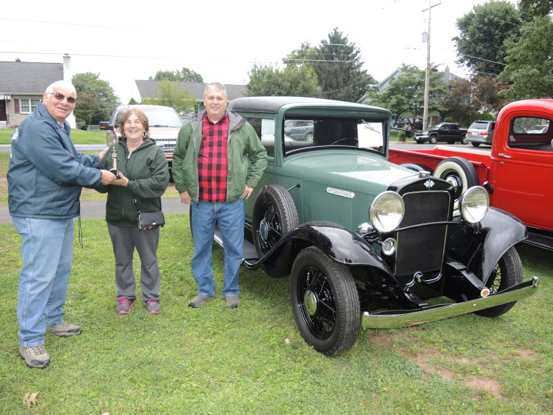 Antique Truck-Pickup | Boyertown Museum Historic Vehicles