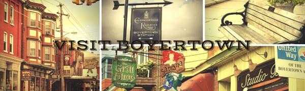 Visit Boyertown