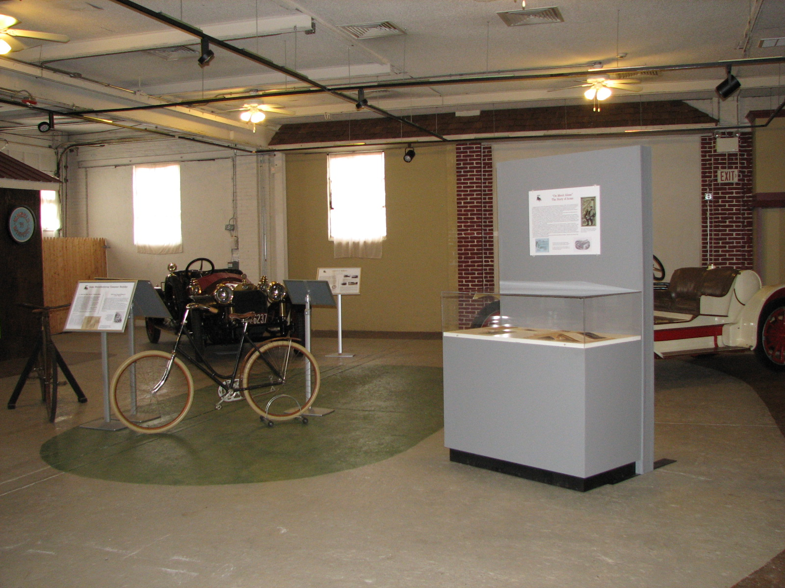 Bicycles  Fine Motor Cars  Boyertown Auto Museum