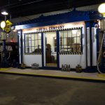 Adam Cooperstein| Boyertown Museum |Historic Vehicles| Antique Car |Sunoco Gas