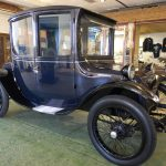 Adam Cooperstein| Boyertown Museum |Lobby | Antique Car