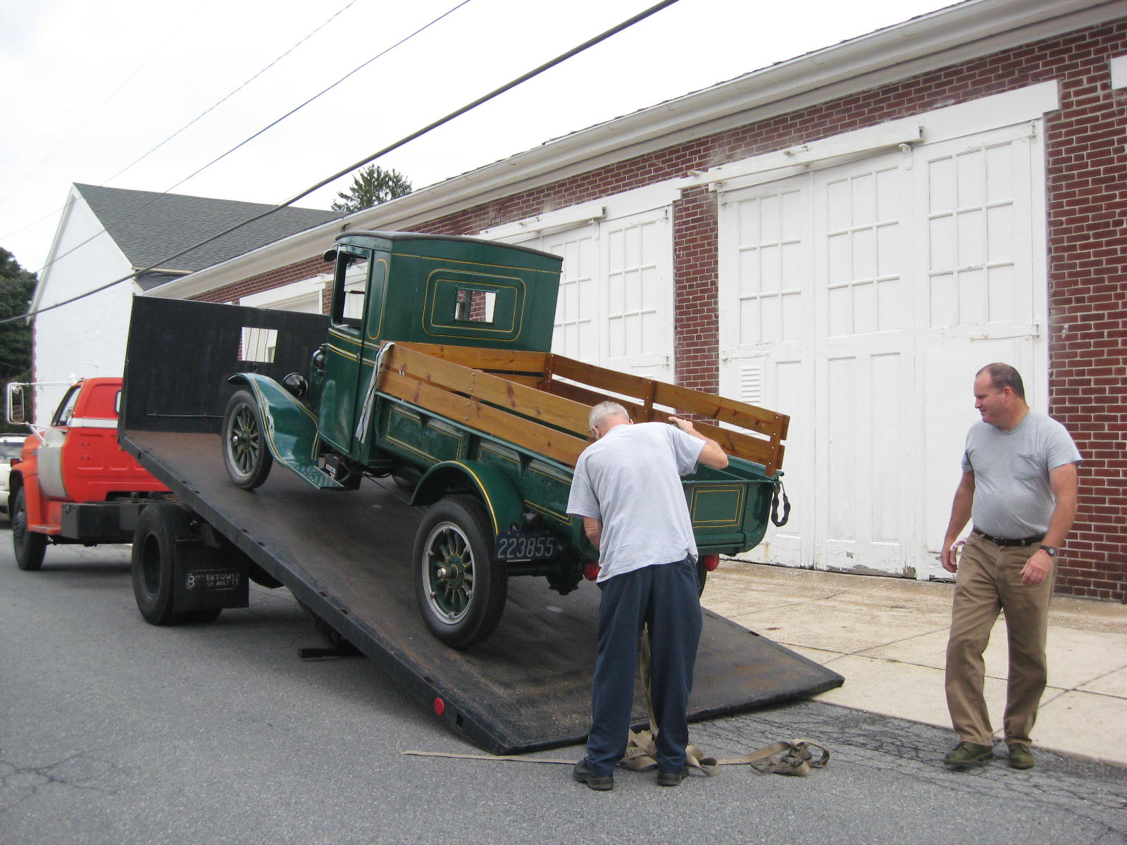 Boyertown Museum |Historic Vehicles | Volunteers |Volunteer Suppor