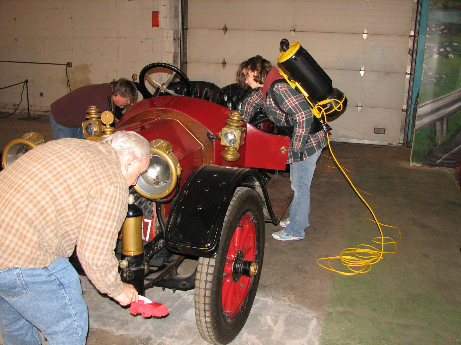 Boyertown Museum |Historic Vehicles |Volunteer Support