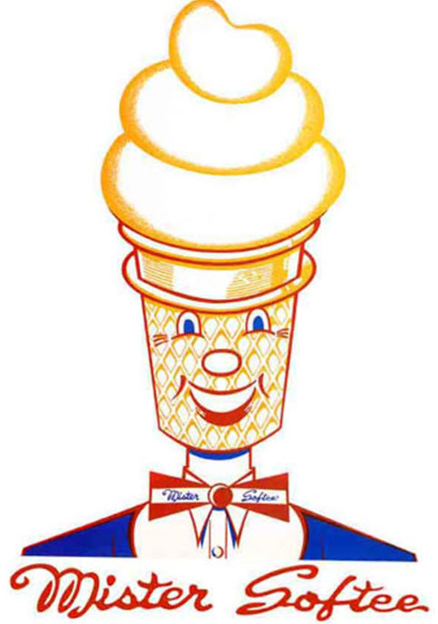 mr softee logo