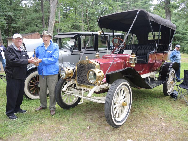 Antique Pre War Car | Boyertown Museum Historic Vehicles