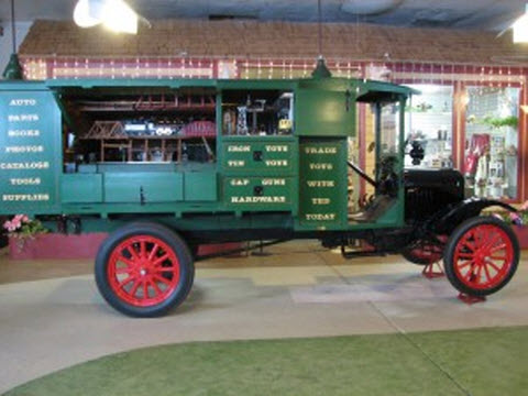 Boyertown Auto Museum |Historic Vehicles |Boyertown PA