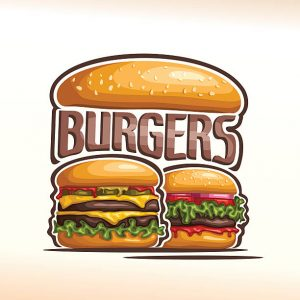 grab a burger event