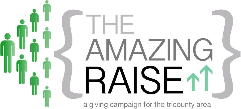 the amazing raise