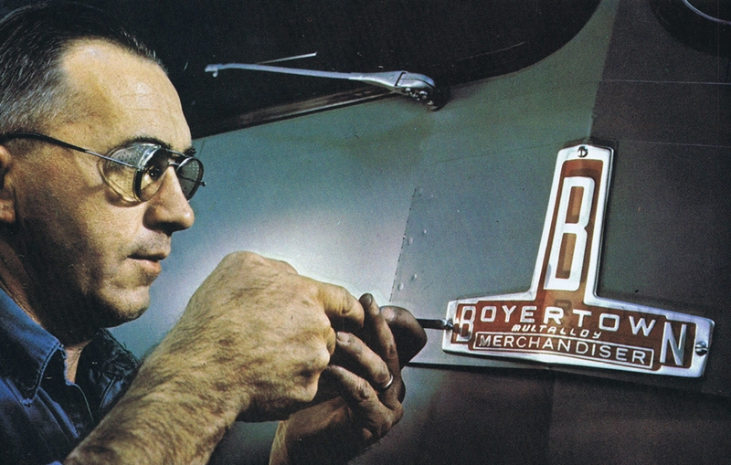Boyertown Auto Museum historic automobiles