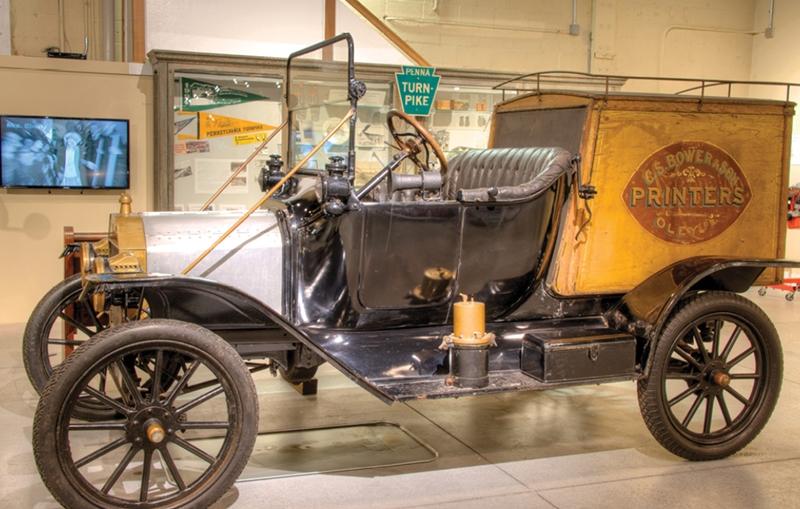Boyertown Auto Museum