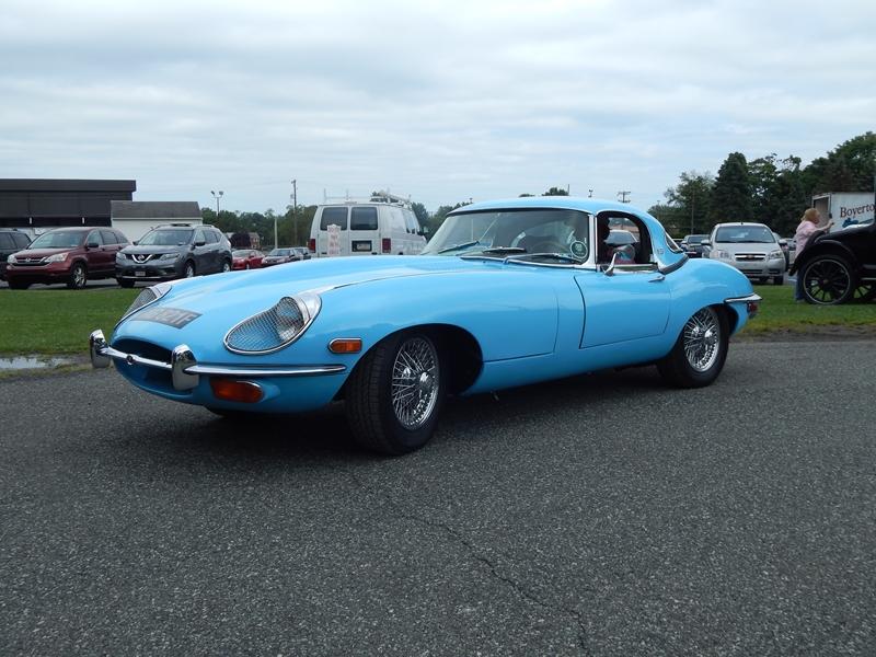 K. Fitzgerald 1969 Jaguar E Type