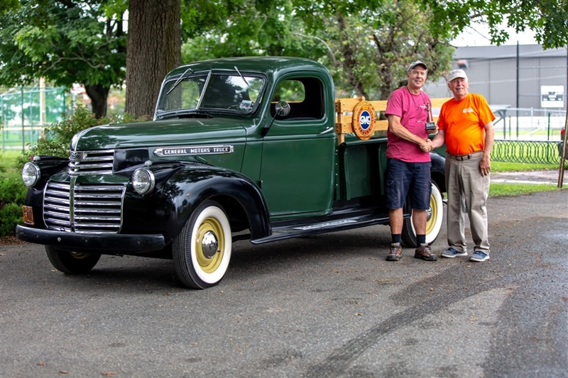 Tom Winkler 1941 GMC Half Ton Pickup Photo by Keefer Photography