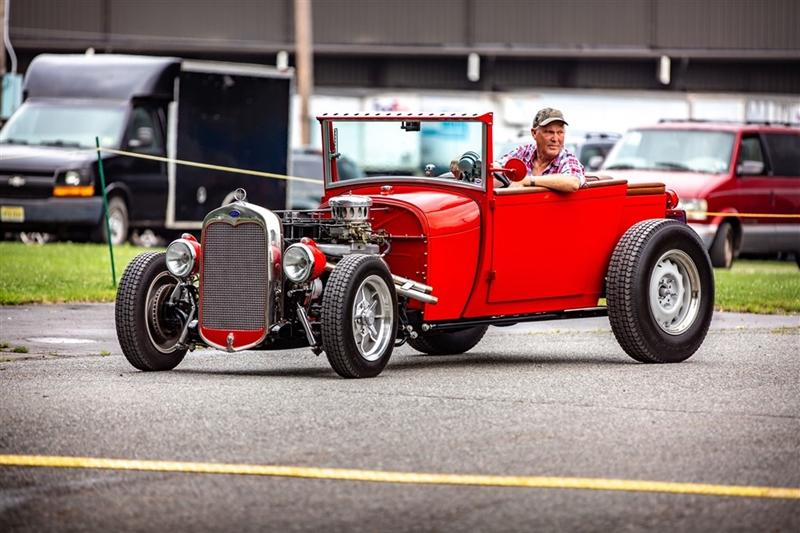 - Alan Mann 1928 Ford Roadster Pickup