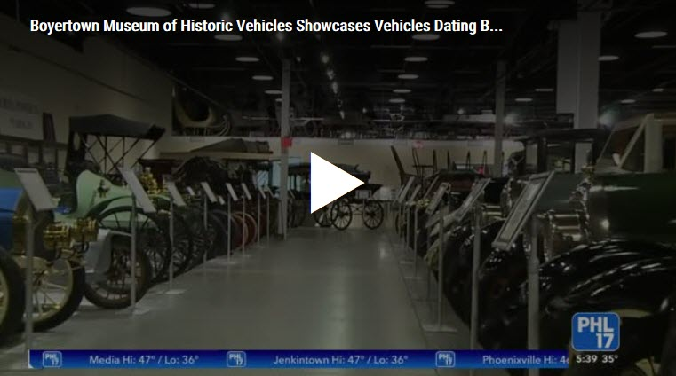 ph17 video on Boyertown Auto Museum