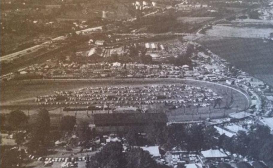 reading fairgrounds race track
